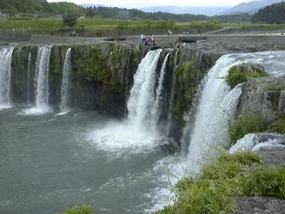 原尻の滝(4)