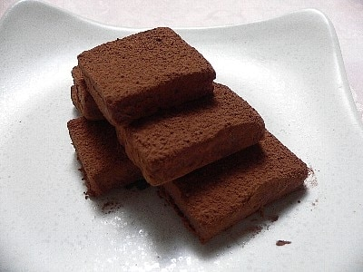 生チョコレート レシピ
