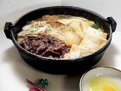 牛鍋のレシピ……あったかお鍋でスタミナ充填!