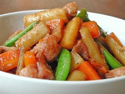 鶏(とり)ごぼうのレシピ・作り方!お弁当にもおすすめ鶏肉の煮物