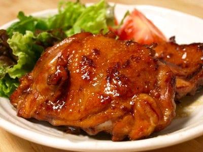 鶏のしょうが焼きのレシピ