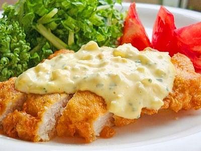 チキン南蛮人気レシピとタレの作り方