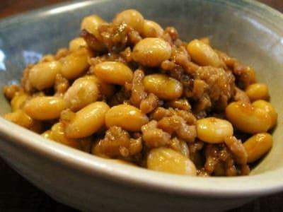 ひき肉と大豆で作る肉そぼろのレシピ! すぐできる簡単ひき肉料理