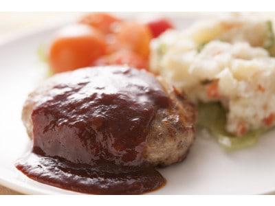 鶏ハンバーグのレシピ カロリー抑え目なヘルシーメニュー