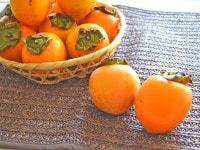 法 保存 干し柿 の