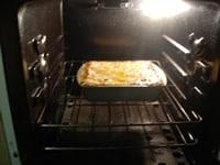 180-200℃のオーブンで、約20分焼く