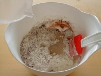 仕込み水を加える