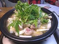 スープを使ってタジン鍋