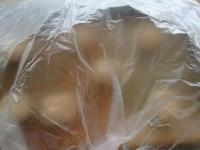 仕上発酵をする