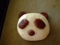 クッキー生地をのせる