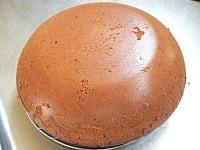 炊けたらケーキクーラーの上でさます
