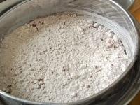 粉類をふるう