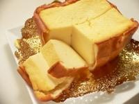 なめらかで濃厚なチーズケーキ