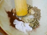 シーズニングスパイスを作る
