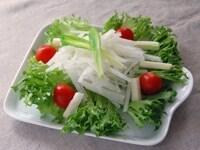 うるいサラダ