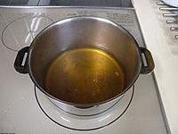 調味料を加え、煮立てる