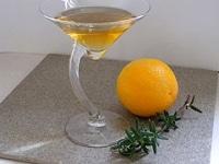 オレンジブランデー