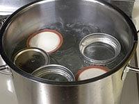 煮沸消毒の仕方
