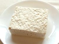 豆腐を加熱する