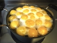 沸騰するまで煮る