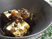 生姜と花山椒のピリッとしたさんまの煮もの