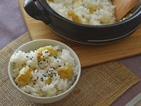 ゆで栗のおすすめレシピ
