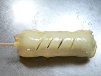 だんごを包む