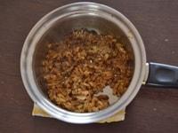 ちらし寿司の素を作る