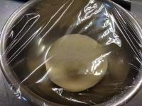 発酵終了。