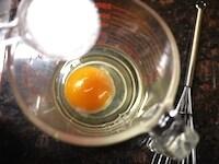 卵液をつくる