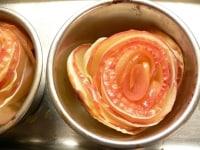 オーブントースターで15分焼く