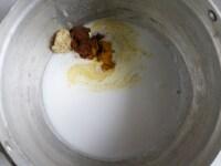 スープを作る