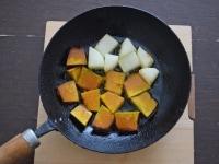 野菜を下ごしらえする