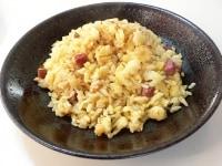 卵混ぜチャーハン