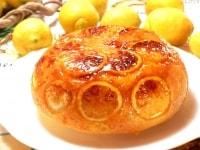 レモンがきいてるバターケーキ完成