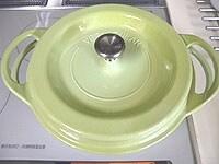 国産鋳物ホーロー鍋「バーミキュラ」