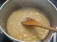グレービーソースを作る(2)